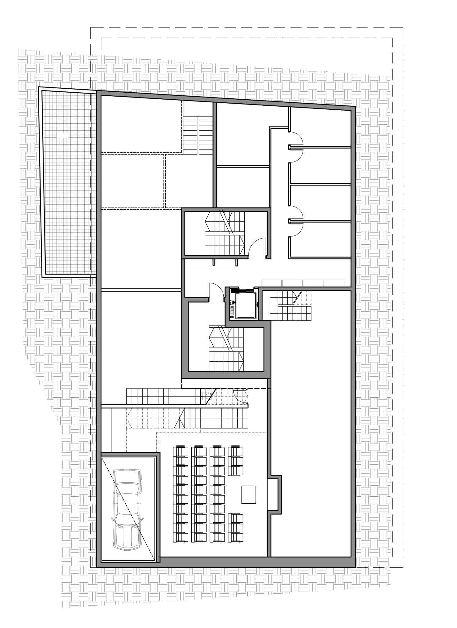 קומת בית הכנסת