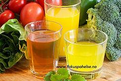 Rene og naturlige næringstilskudd