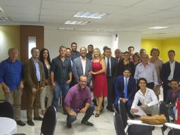 GRUPO INER FAZ REUNIÃO COM OS PROFISSIONAIS DE BUSINESS PLAN