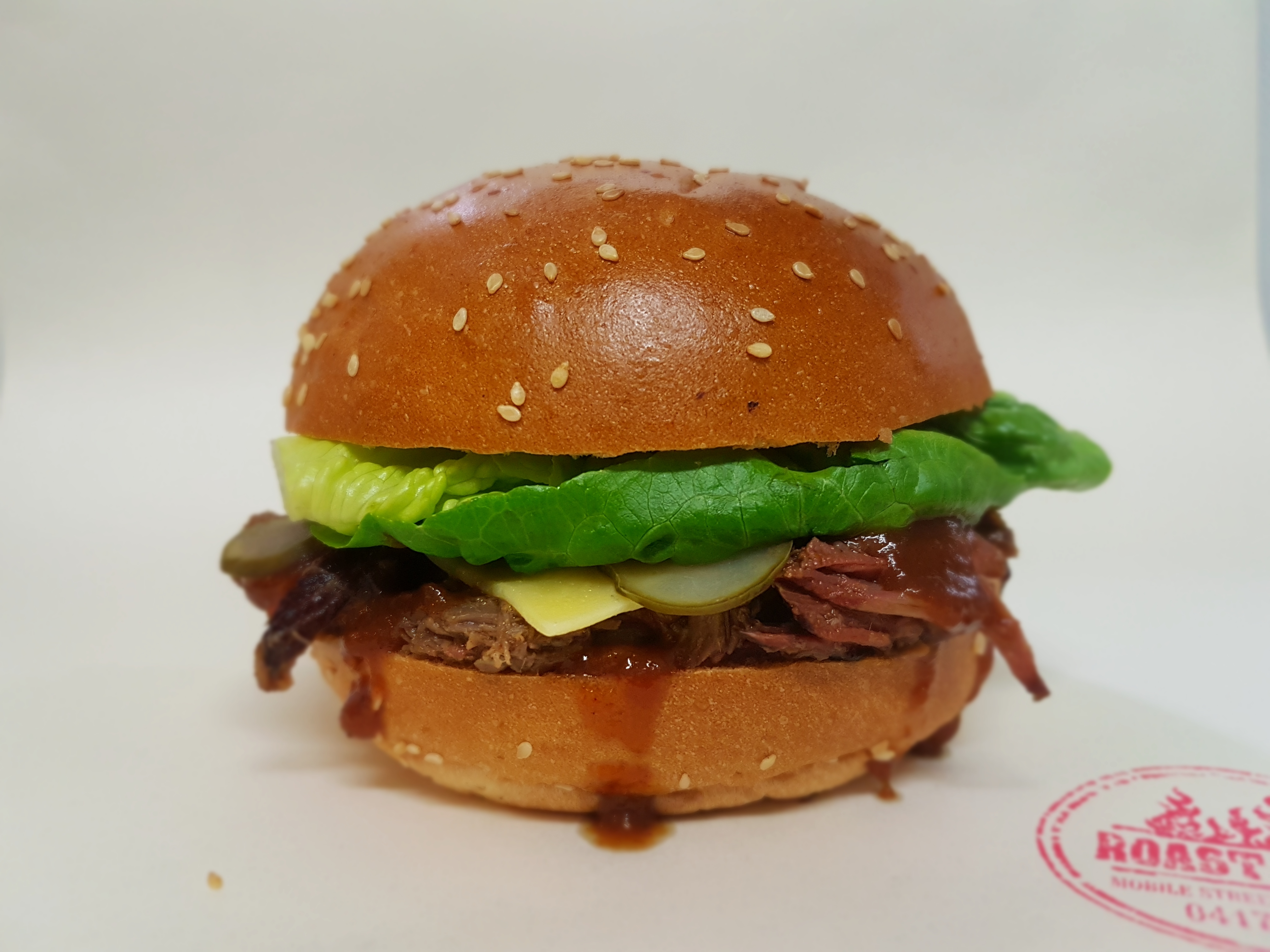Pulled Beef Roll