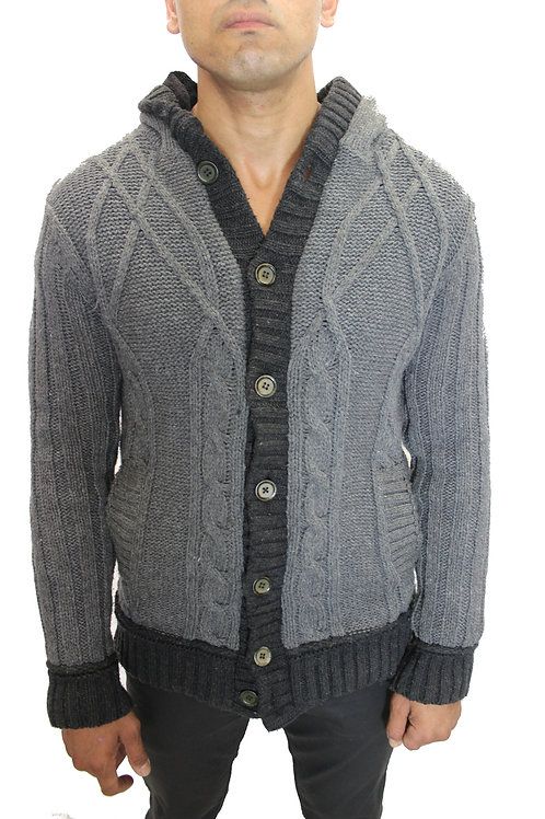 Morgan Sweater Light Grey / SW-03