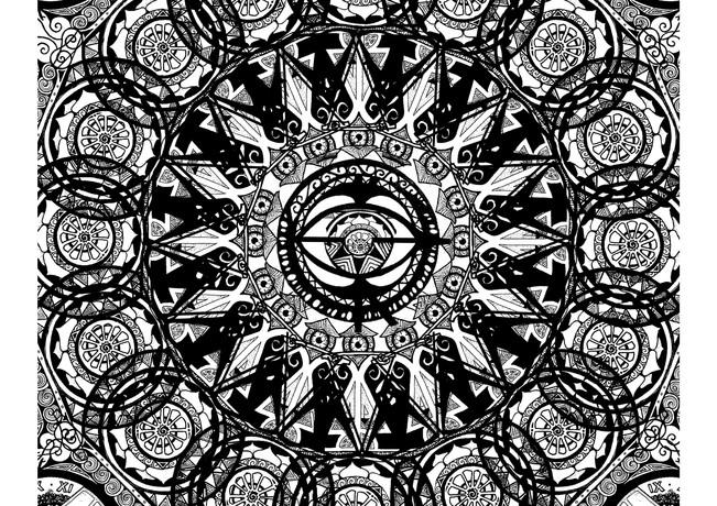 Illustration | Flash Tatoo | Nanou Graphics