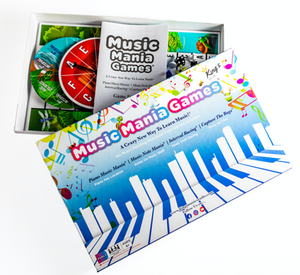 Ready for some frog hopping, turtle crawling fun whilce learning the basic skills of music?  The check out the Music Mania Games that teach music basics with Gamification.