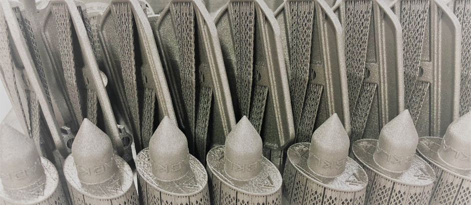 More small companies harnessing metal 3D printing technology