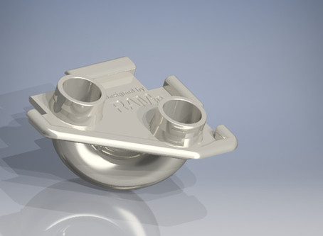 RAM3D are printing ventilator parts for COVID-19 pandemic