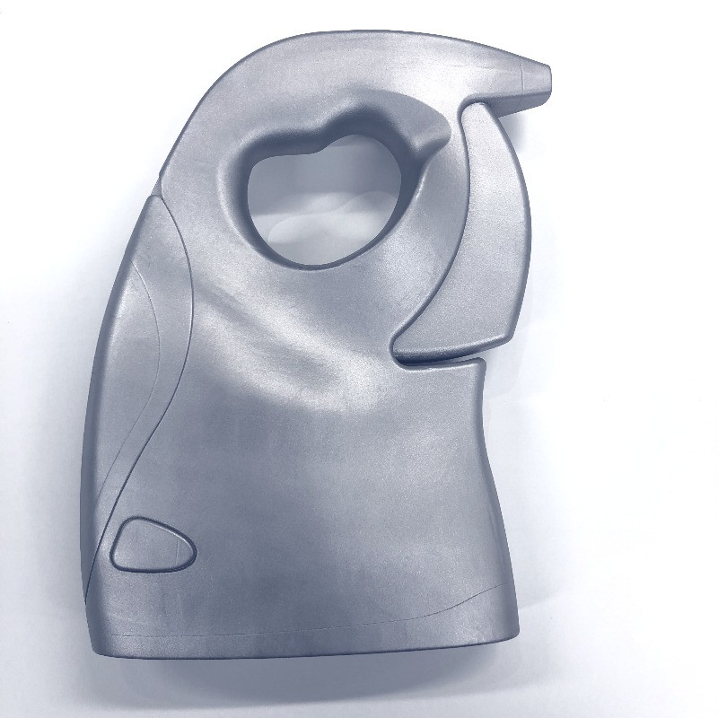 Spray bottle used for disinfecting products and metal 3D printed in Aluminium