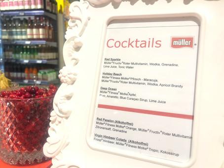 Müllermilch Cocktail
