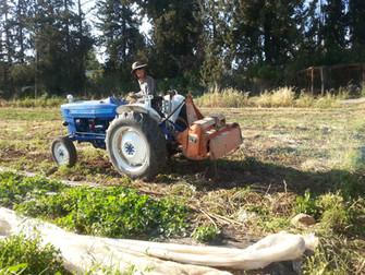 עלון מס' 96: 5.5.15 - פתרונות טכנולוגיים בחווה...