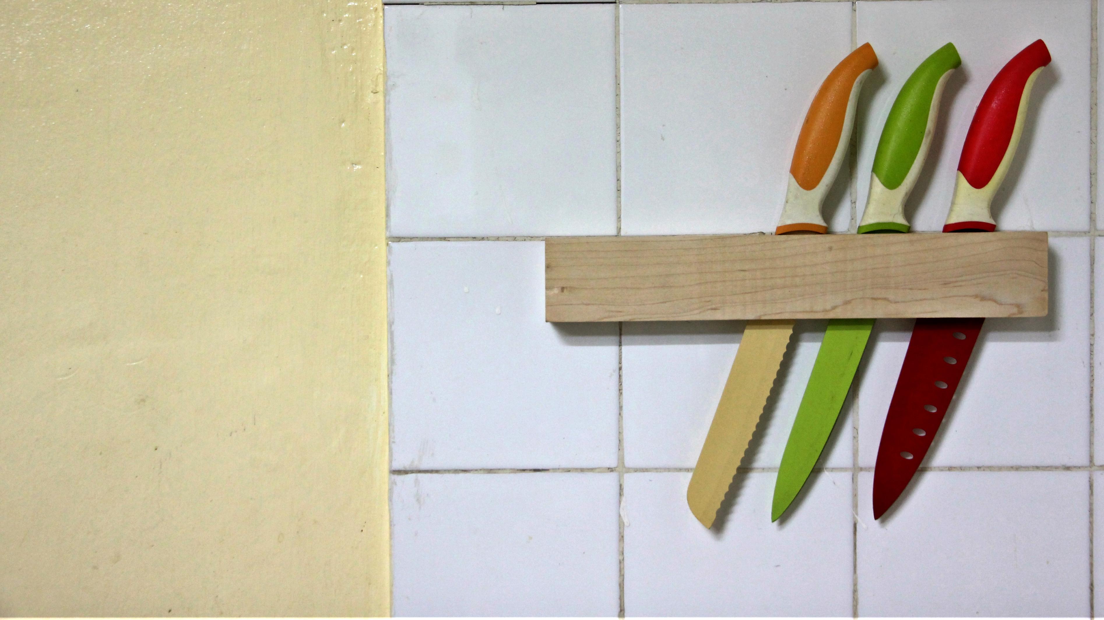 מעמד לסכיני מטבח