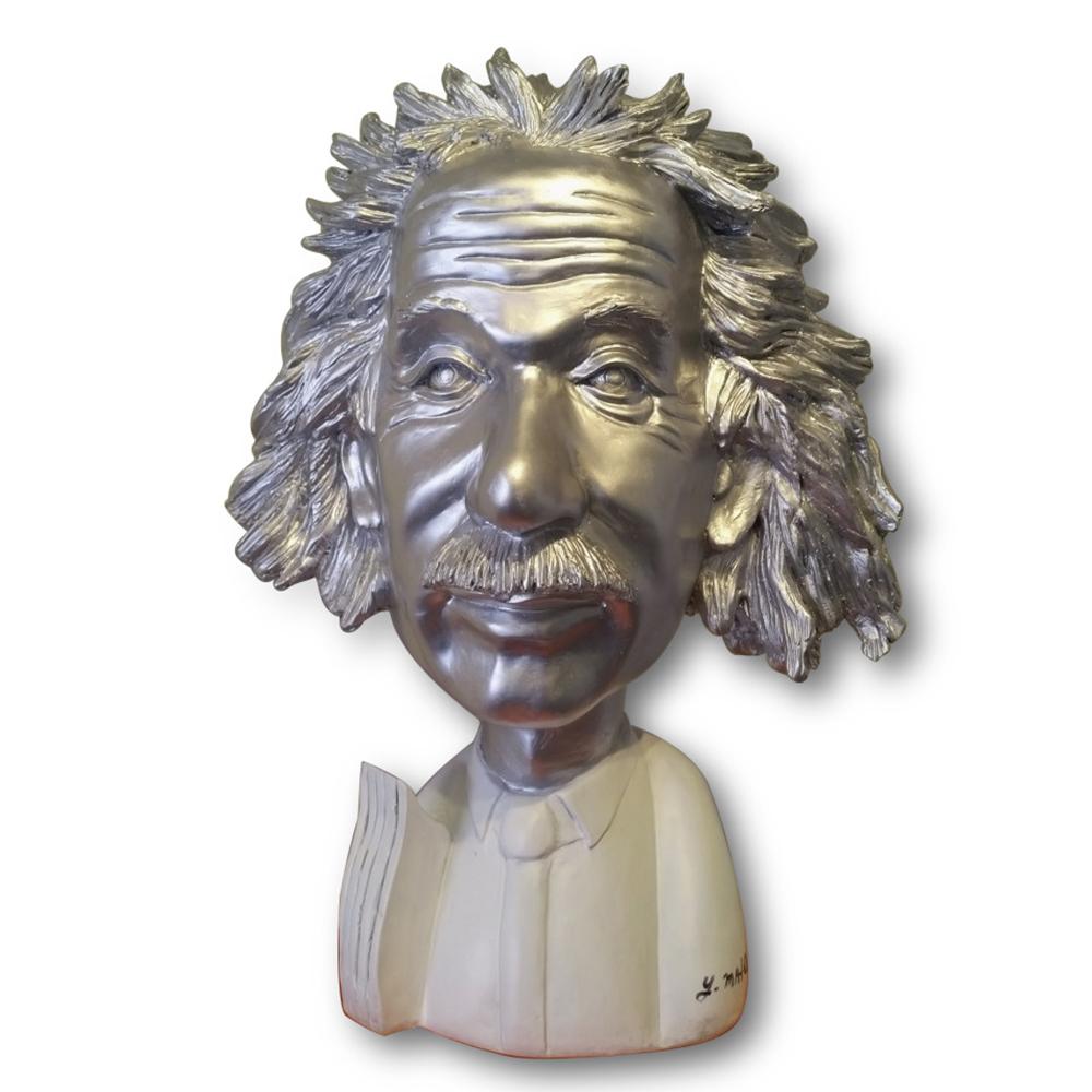 Einstein silverwhite
