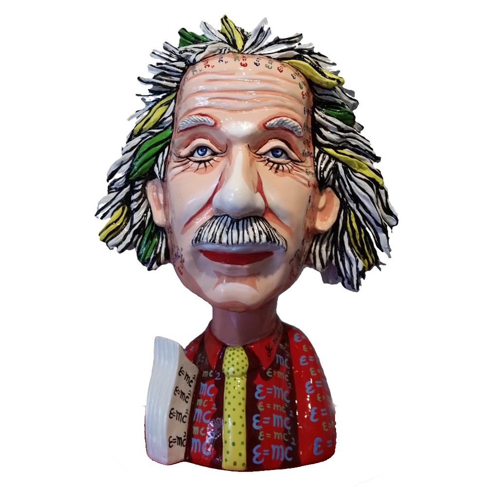 Einstein large tie