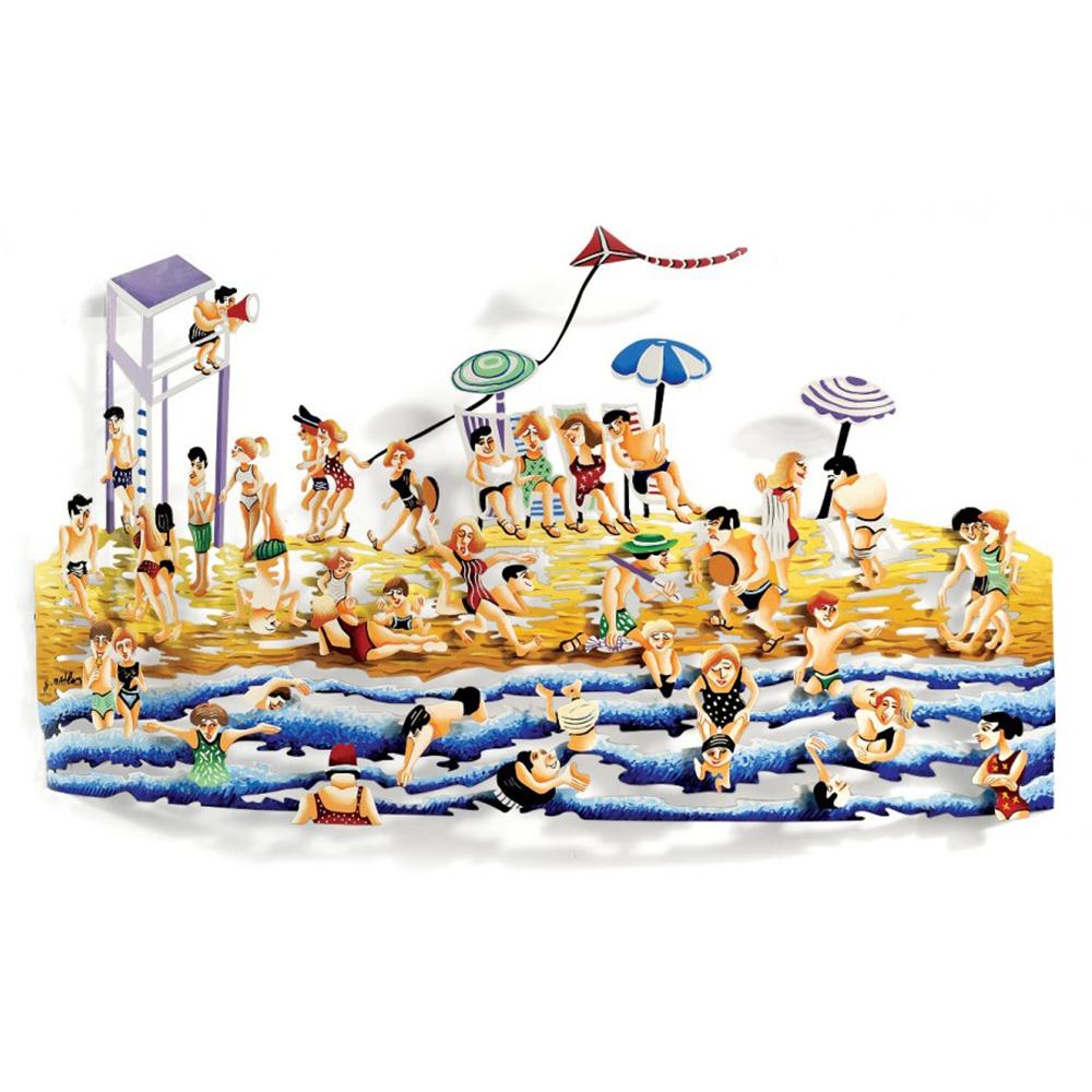 3D Tel Aviv Beach