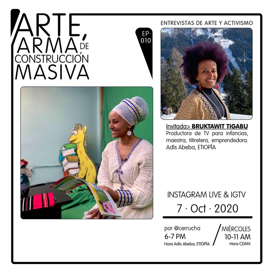 EP. 10 BRUKTAWIT TIGABU (ETIOPÍA)