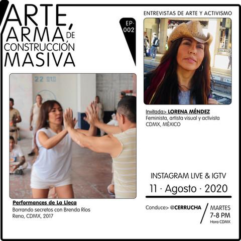 EP. 2  LORENA MÉNDEZ