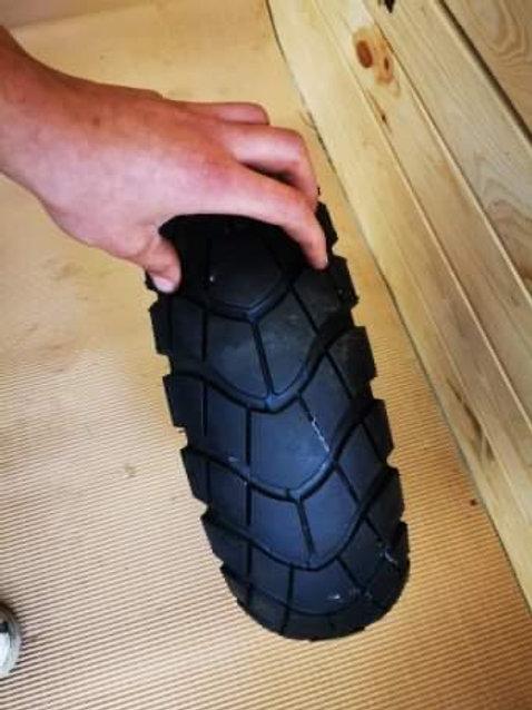 kymco vitality fælg med nyt dæk