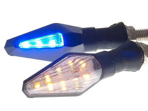 Blinklyssæt Universal - LED 15 doider