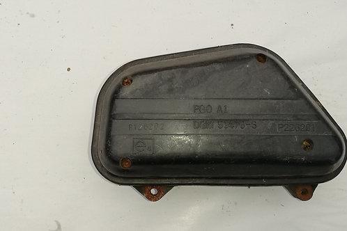 PGO, luftfilterkasse - original incl ny gummistuds