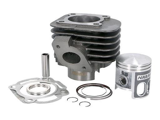 Cylinderkit 70ccm, NARAKU - 10mm krydspind, PGO, CPI, Keeway, VGA