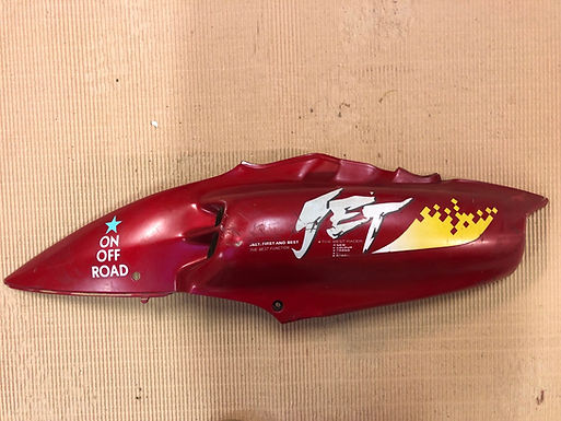 Sym jet 4 Side skjold venstre   #1001