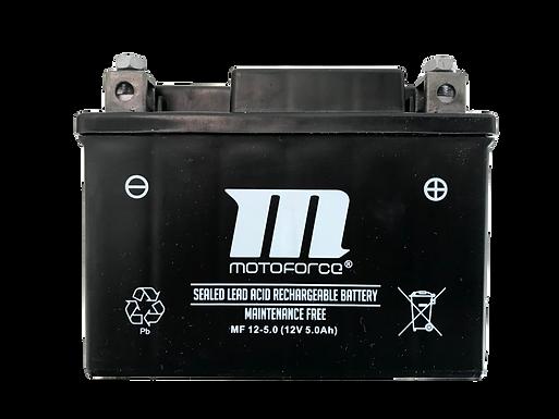 Batteri - Motoforce 12V 5Ah