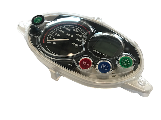 Speedometer, original - Yamaha Jog R
