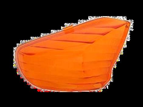 Blinklysglas bag, venstre Standard - Baotian