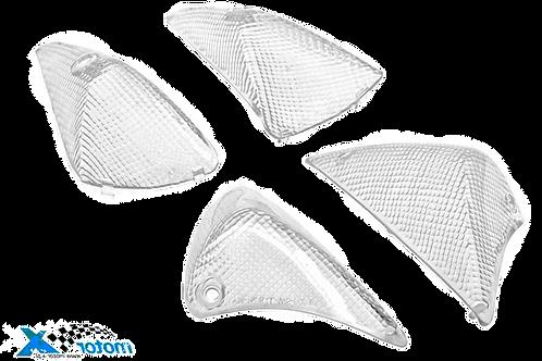 Blinklysglas sæt - Peugeot Speedfight 2