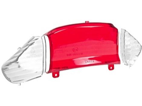Baglygteglas incl blinklysglas, Standard - Baotian