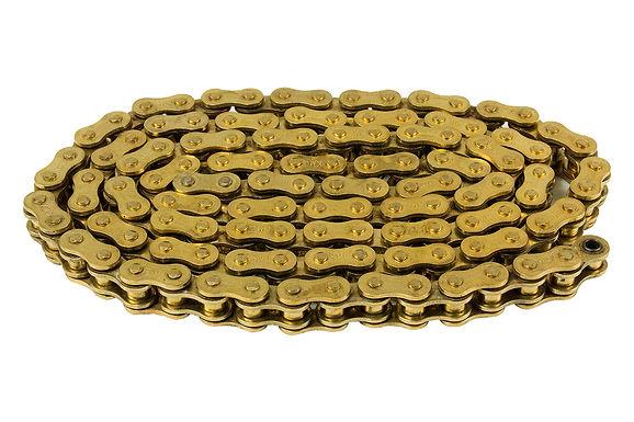 Kæde Guld KMC - 420 x 130L - Aprilia, Derbi, Gilera, Reiju