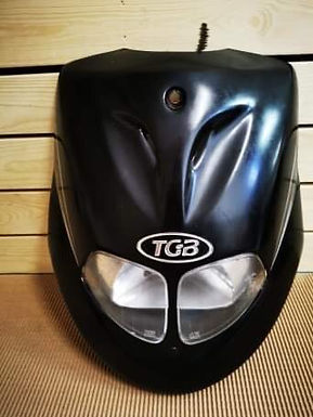 TGB 101R Frontskjold