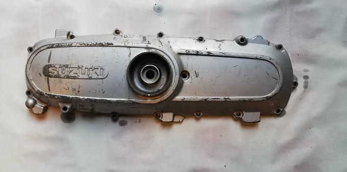 Suzuki FZ 50, Kickstarter skjold #1002