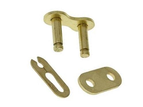 Kæde samleled Guld KMC 420 - Aprilia, Derbi, Gilera, Reiju
