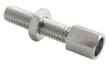 Justerskrue for kabel, M6*35mm