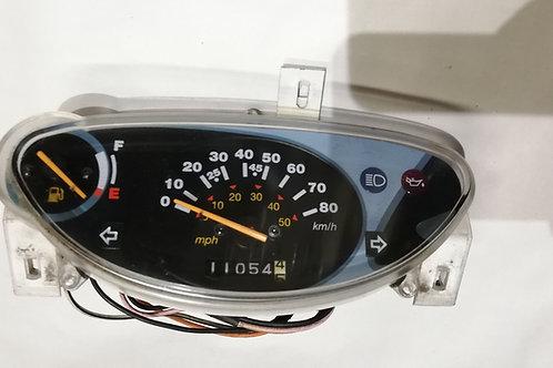 PGO Comet, speedometer #1002