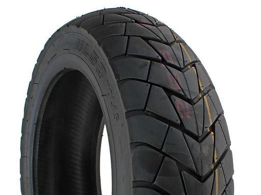 "Helårsdæk - Bridgestone ML50 - 12"", 130/70-12"