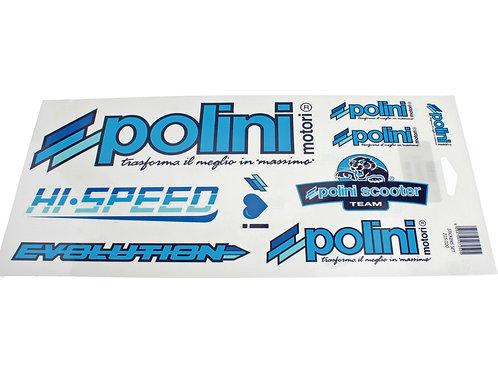 Stickerark - Polini 15*32 cm