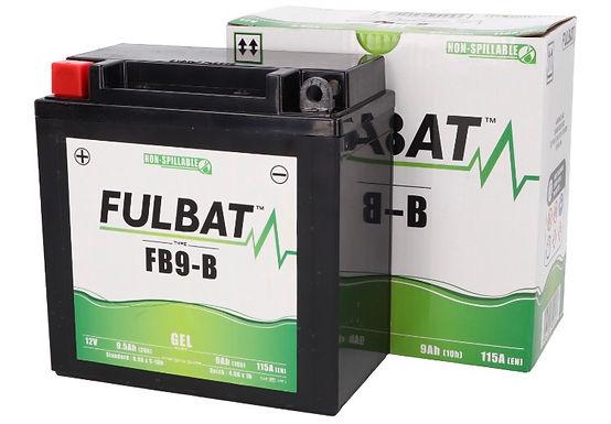 Batteri FULBAT