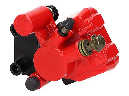 Bremsekaliber, for inkl. bremseklodser, Rød
