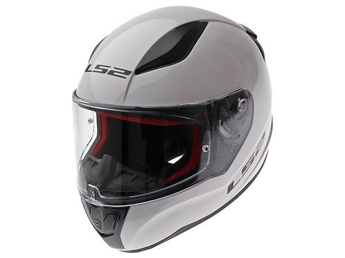 Hjelm - LS2 FF353 Rapid, Hvid
