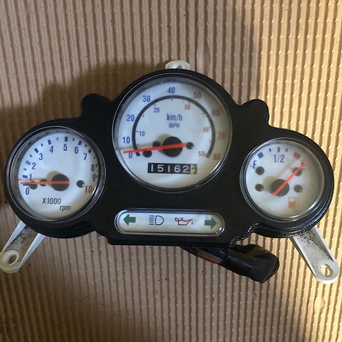 Aldy Noble 50 2T Speedometer #1