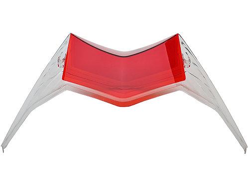 Baglygteglas - Peugeot speedfight 3/4