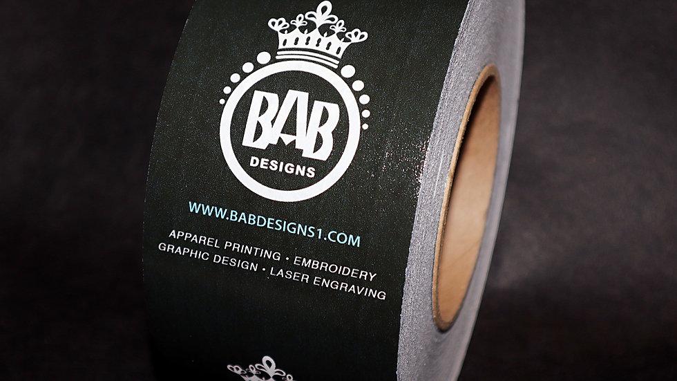 Printed Packaging Tape (300 ft.)