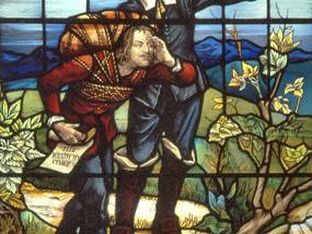 Pilgrim Meets Evangelist