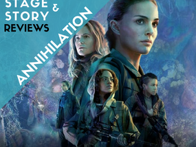 S&S Reviews: Annihilation (the film)