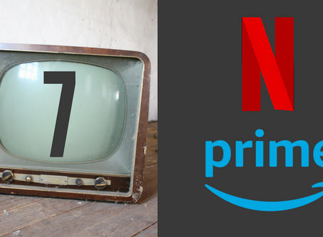 7 Great Movies or Shows on Netflix and Amazon Prime -- Right Now