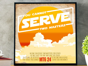 Solo: You Cannot Serve Two Masters