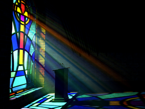Preaching Vs. Art | The Word and The Image
