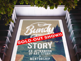 Stage & Story Workshop - Sold out!