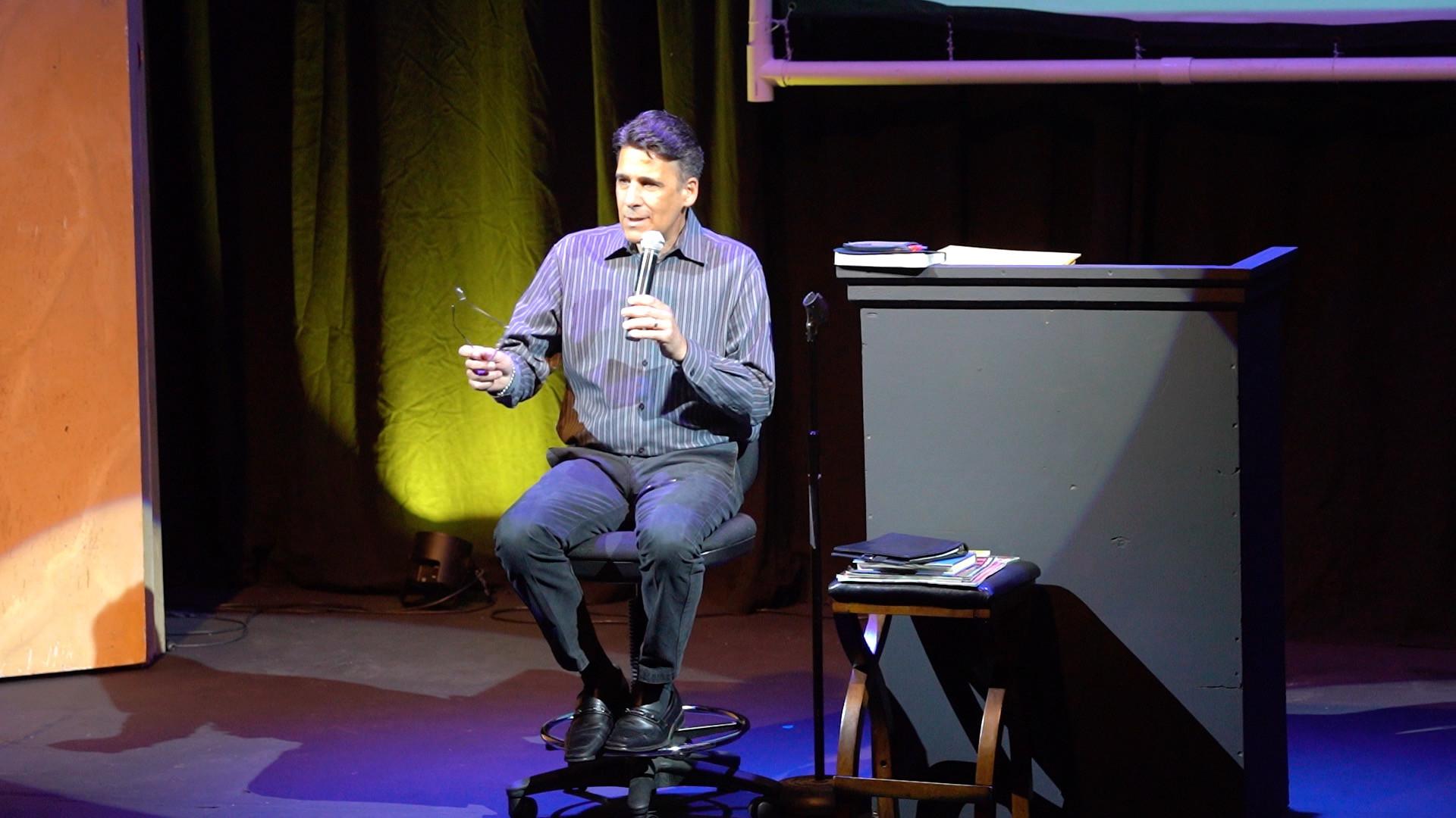 Wayne Scott Conference Talk