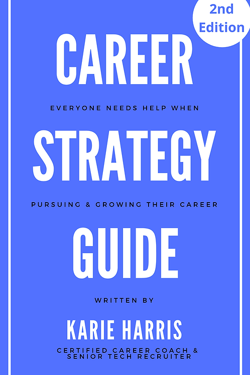 Career Strategy eGuide 2nd Edition - Step-by-Step Guide to Help You Land a Job